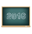 blackboard education 2016 vector image vector image