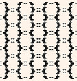 tribal ornament seamless pattern in ethnic style vector image