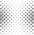 Black white abstract concentric square pattern vector image