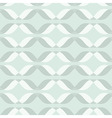 Seamless pattern with tangled waves vector image