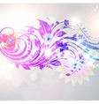 Spring Floral Design vector image vector image