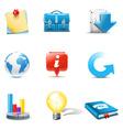 web icons | bella series 4 vector image
