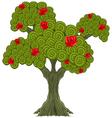 Wonder tree vector image vector image