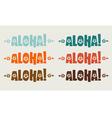 aloha simple