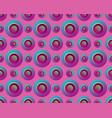 circle pattern vector image vector image
