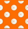 dress round button pattern seamless vector image vector image