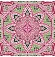 hand-drawn colored bandana vector image vector image