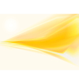 Bright wavy abstract design vector image