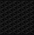 Abstract black diamond 3d geometric seamless