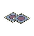 condom isometric icon vector image
