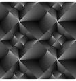 Design seamless tiled geometric pattern vector image