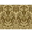 Seamless pattern in the style of Baroque vector image vector image