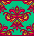 seamless pattern for tiled surface vector image