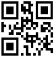 Black qr code says DISCOUNT vector image