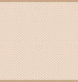 purl stitch knit vector image vector image