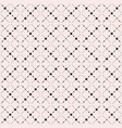 simple geometric minimalist seamless pattern vector image vector image