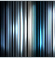 silver and shiny stripes background vector image