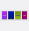 stok minimal covers design vector image