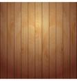 Wooden plank vector image