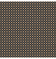 cell grid with diagonal lines seamless background vector image vector image
