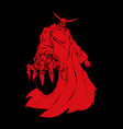 demon vector image vector image