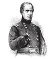 general john e wool vintage vector image vector image
