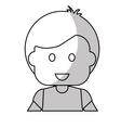 happy child icon image vector image vector image