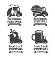 food truck logos emblems and badges