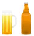 beer 05 vector image vector image