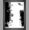 tire off road brochure-14 vector image vector image