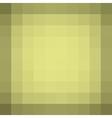 yellow square pixel gradient grunge light effect vector image vector image