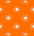 button pattern seamless vector image vector image