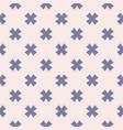 floral seamless pattern for girls boys baby vector image