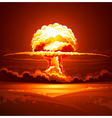 Nuclear explosion vector | Price: 1 Credit (USD $1)