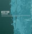 vintage grunge textures blue background vector image