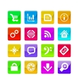 icon apps vector image vector image