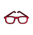 sunglasses accessory fashion element frame image vector image vector image