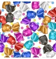 Candy seamless pattern Sweet vector image