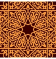 Arabic and islamic seamless ornament