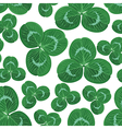 clower pattern vector image vector image