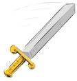 Sword icon vector image vector image