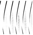 wavy lined grunge vector image vector image