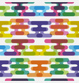 abstract seamless striped pattern vector image