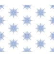 Indigo blue and white seamless geometric pattern