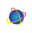 tech logo image vector image vector image