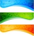 Set of banner vector image