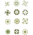 Floral symbol vector | Price: 1 Credit (USD $1)