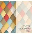 rhombus modern background vector image vector image