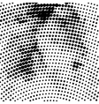Halftone background EPS 10 vector image vector image