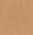 Wood texture background Brown vector image